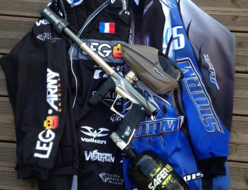 Interview de Loic Storm – l'admin du paintball sur le web.