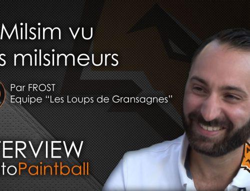 Le milsim vu de la communauté Milsim FRANCE !!! L'interview de Frost par Foxito !!!