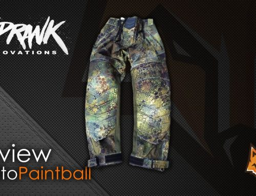 Review du pantalon TOP RANK