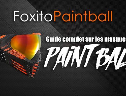 Masque de paintball : le guide pour bien choisir