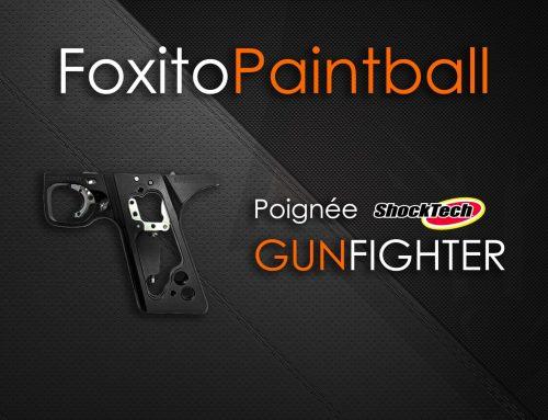 Poignée GunFighter par Shocktech