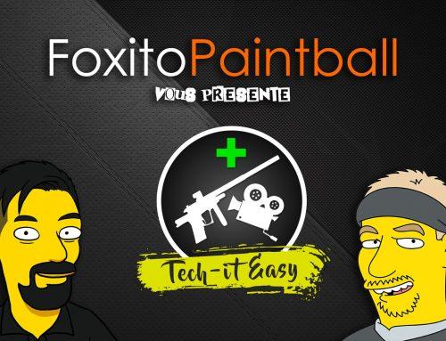 Tech it Easy – Réglages et entretien de lanceurs de paintball