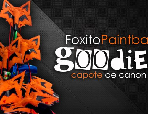 Goodies – Capote de Canon Foxito Paintball !!!