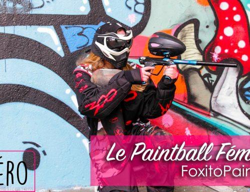 Zoom sur le paintball féminin