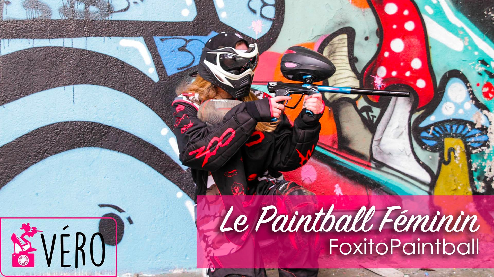 paintball féminin