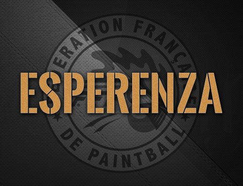 La campagne de paintball Espéranza